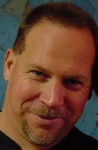 TIM DAVIS AUTHOR PHOTO